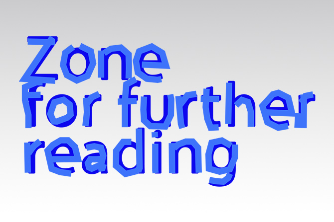 Zone For Further Reading